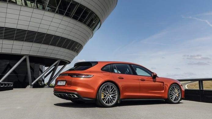 La actualizada gama del Porsche Panamera 2021 ya tiene precios en España