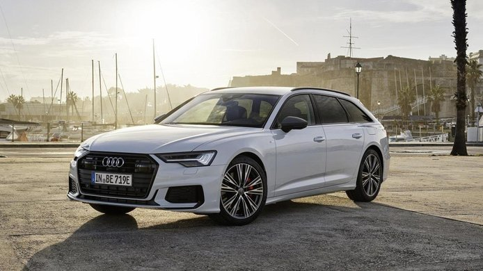 Foto Audi A6 Avant - exterior