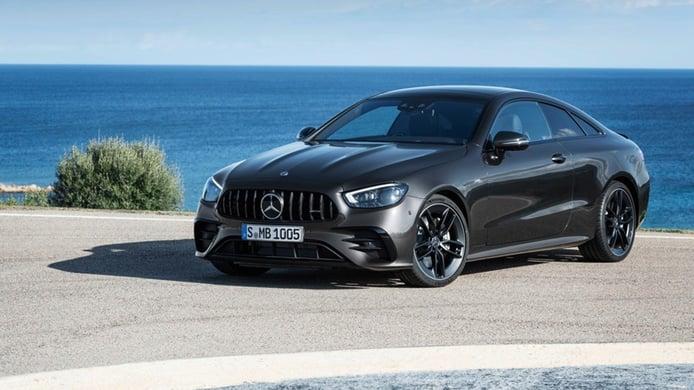Precios del nuevo Mercedes Clase E Coupé, ya está a la venta en España