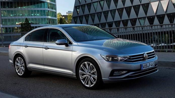 El Volkswagen Passat estrena motor diésel de acceso, ahora con 122 CV