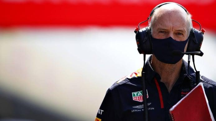 Tras el proyecto Valkyrie, Newey vuelve a centrarse en la F1 con Red Bull