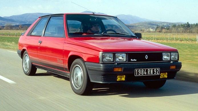 Amores de juventud: el Renault 11 Turbo