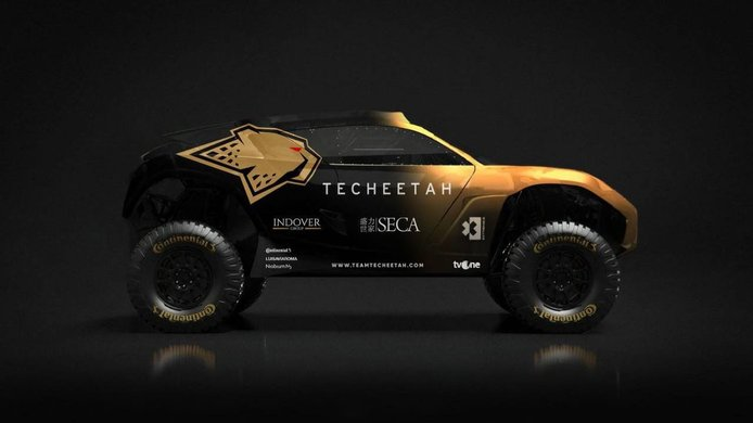 Techeetah se incorpora a Extreme E como sustituto de Venturi