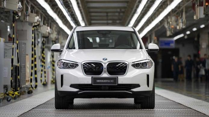 Arranca la producción del nuevo BMW iX3 en China, las primeras unidades llegan a finales de año