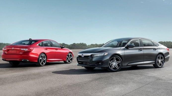 Honda Accord 2021, la berlina japonesa dice adiós al cambio manual