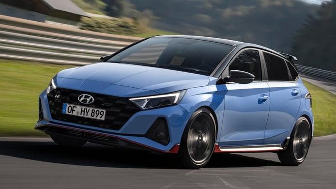 Hyundai i20 N, entra en escena el esperado rival del Ford Fiesta ST con 204 CV