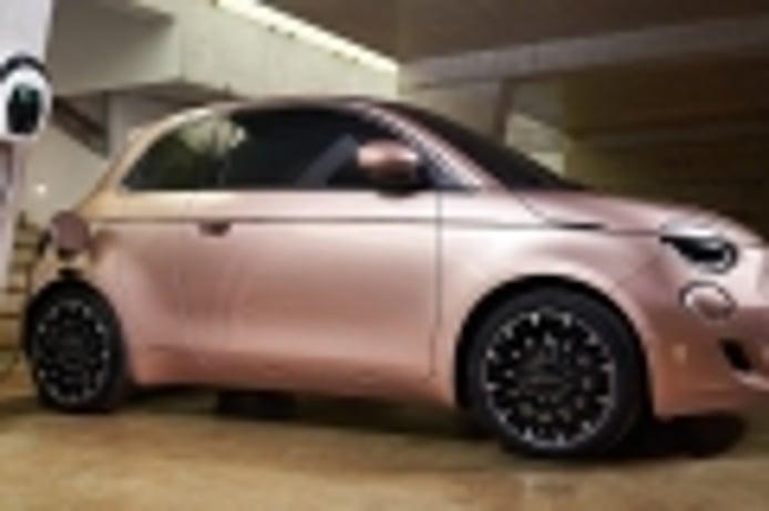 FIAT 500 3+1, un plus de practicidad para el pequeño coche eléctrico italiano
