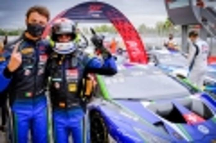 Giacomo Altoè y Albert Costa se enganchan a la Sprint Cup en Barcelona