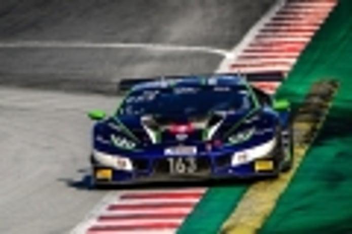 El Lamborghini #163 y el Mercedes #88 logran las dos últimas poles de la Sprint Cup