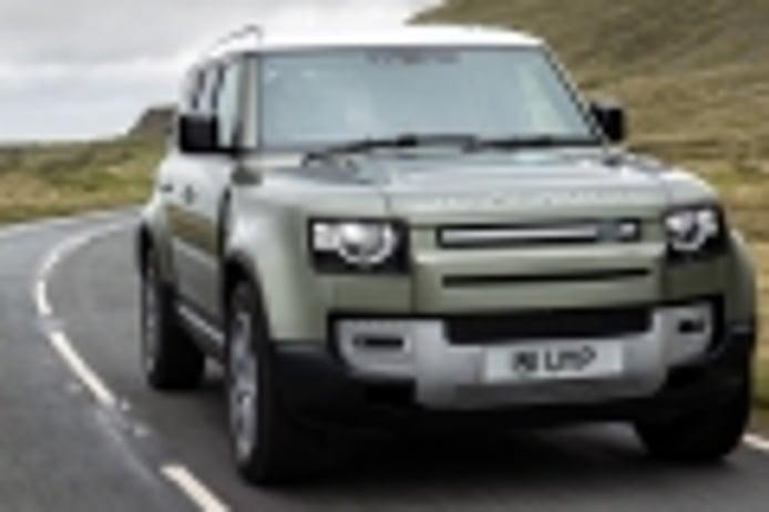 Todos los precios del Land Rover Defender P400e, la versión híbrida enchufable