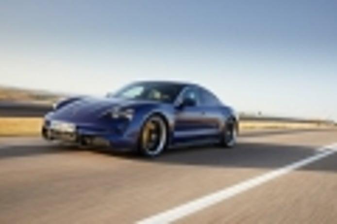 Prueba Porsche Taycan, el futuro es suyo