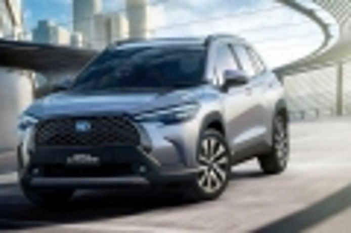 Toyota prepara el lanzamiento comercial del Corolla Cross en Europa durante 2021