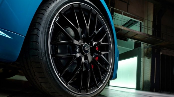 Audi TT S line competition plus - llantas