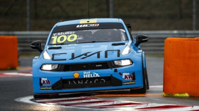 Esteban Guerrieri logra dos de las tres poles del WTCR en Hungaroring