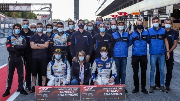 Estos son todos los campeones de la Sprint Cup del GTWC Europe 2020