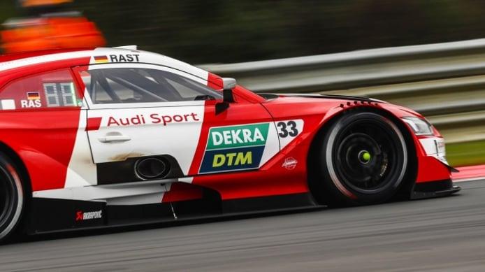 Ferdinand Habsburg sigue de dulce y logra la segunda pole del DTM en Zolder