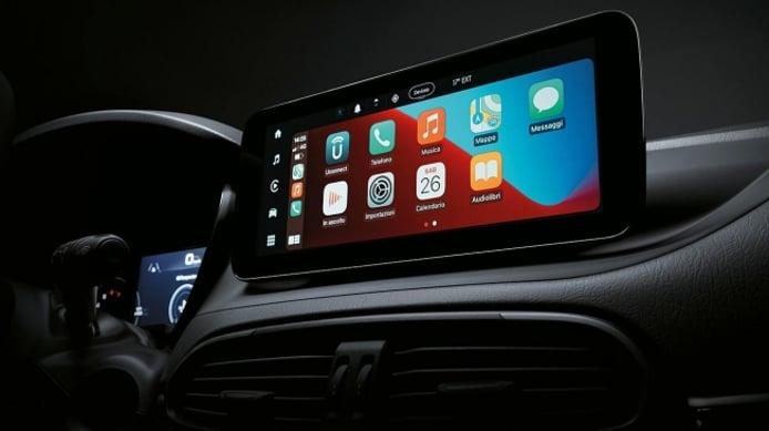 FIAT Tipo 2021 - interior