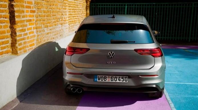Volkswagen Golf GTD 2021 - posterior