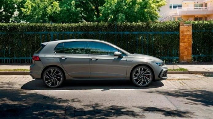 Volkswagen Golf GTD 2021 - lateral