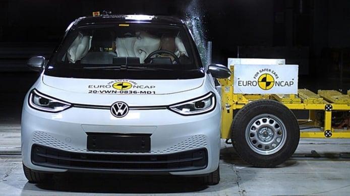Volkswagen ID.3 en las pruebas Euro NCAP
