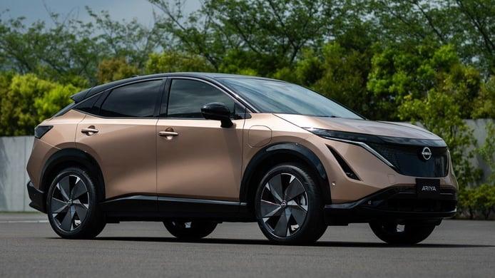 El nuevo Nissan Ariya ya se encuentra en Europa, ¿cuándo se pondrá a la venta?