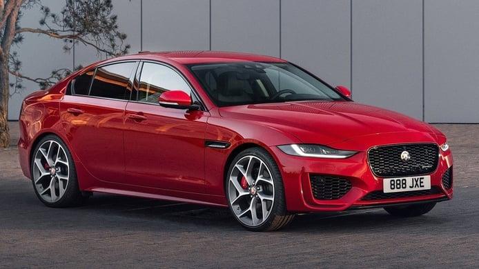 Precios del nuevo Jaguar XE 2021, la renovada berlina británica llega a España