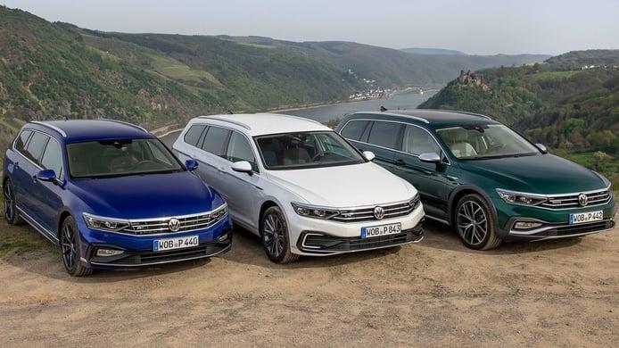 El Volkswagen Passat incorpora a su gama el motor 2.0 TDI de 200 CV