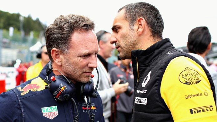 ¿Está Renault dispuesto a suministrar motores a Red Bull? Abiteboul no se corta