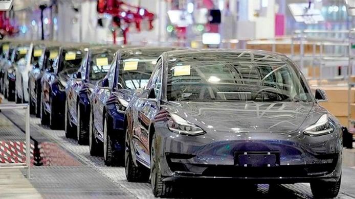 El Tesla Model 3 fabricado en China llegará a Europa en breve