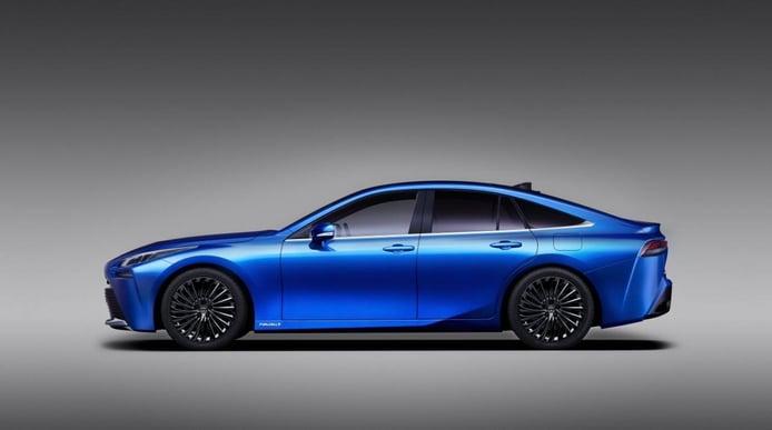 Precios del nuevo Toyota Mirai en Alemania, el eléctrico de hidrógeno llegará en 2021