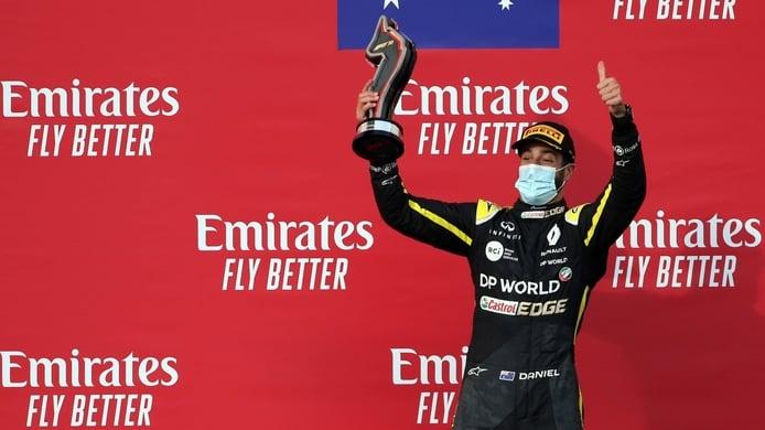 Abiteboul se rinde ante Ricciardo: «Renault no sería lo que es hoy sin él»