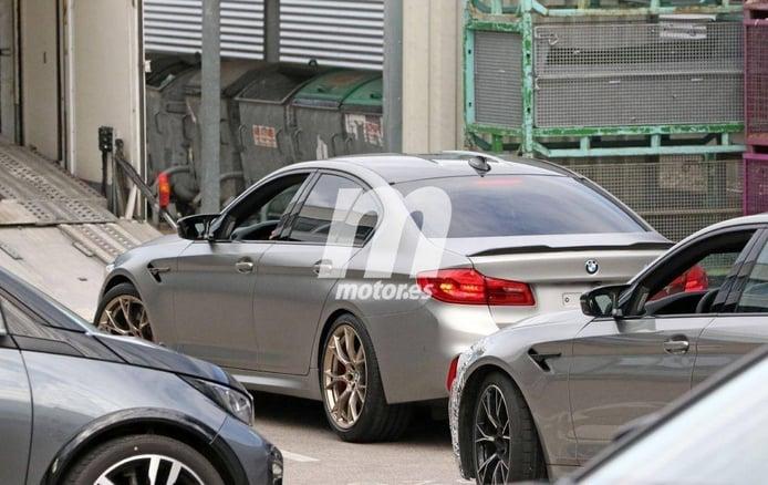 ¿El BMW M5 2024 llegará a los 1000 CV? El nuevo M5 CS tiene la clave