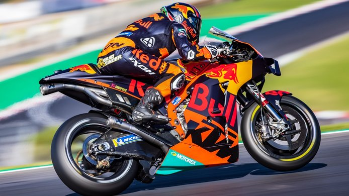 Brad Binder asegura estar «sorprendido» por ser el 'rookie' de MotoGP 2020