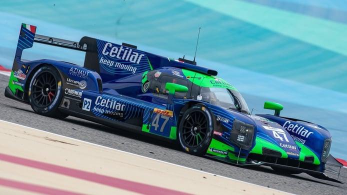 Cetilar Racing deja LMP2 y seguirá en el WEC de la mano de Ferrari