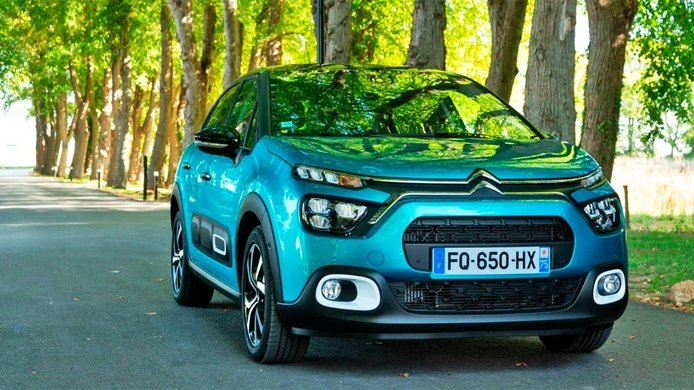 Citroën ë-C3 2023, un utilitario eléctrico disponible en dos variantes