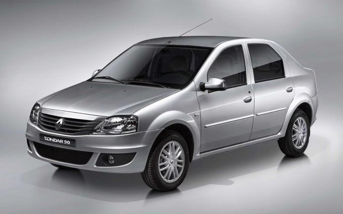 El viejo Dacia Logan vuelve a fabricarse en Irán pero sin intervención de Renault