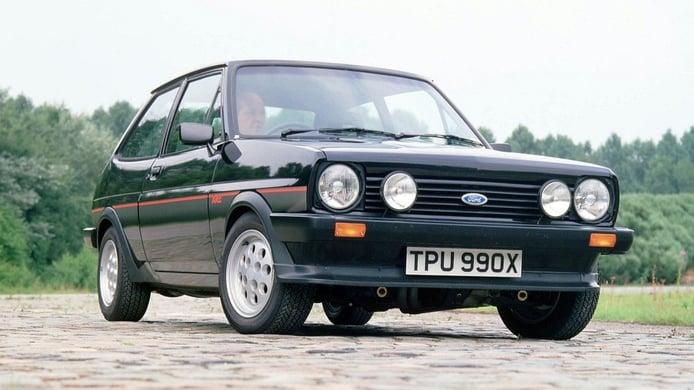 Amores de juventud: el Ford Fiesta XR2 y RS Turbo