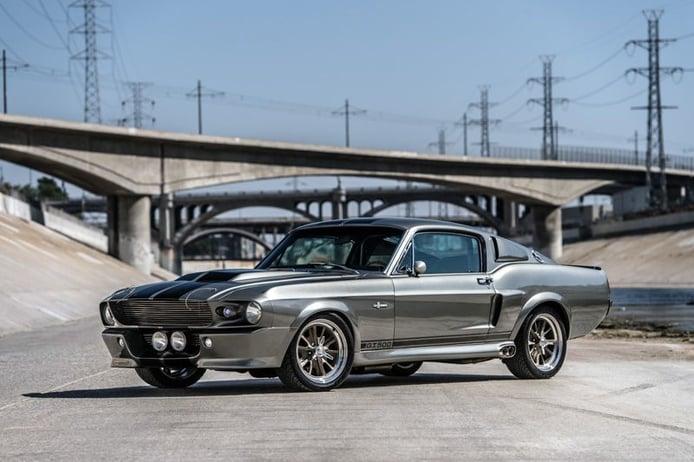 Uno de los Shelby GT500 'Eleanor' originales supervivientes aparece a la venta
