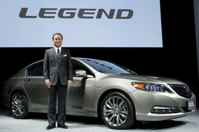 Honda, lista para llevar la conducción autónoma a la producción en serie en Japón