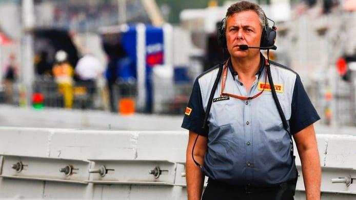 Mario Isola, responsable de Pirelli F1, positivo por COVID-19 en Istanbul Park