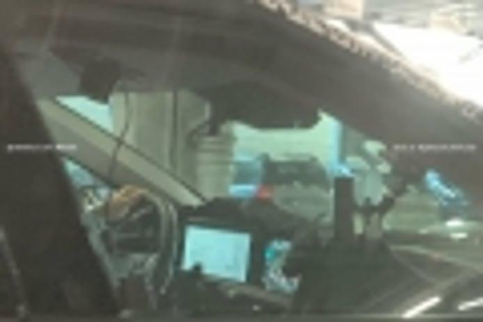 El KIA EV6 eléctrico descubre su avanzado interior en unas interesantes fotos espía