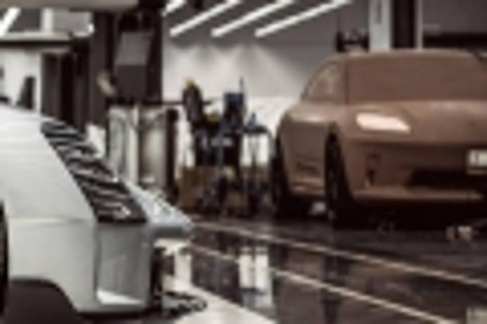 ¿Filtrado el nuevo Porsche Macan eléctrico?