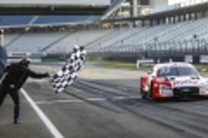 René Rast cierra su paso por el DTM con su tercer título en cuatro años