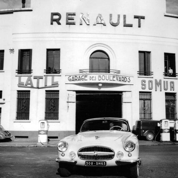 Concesionario de Renault de Louis Rosier