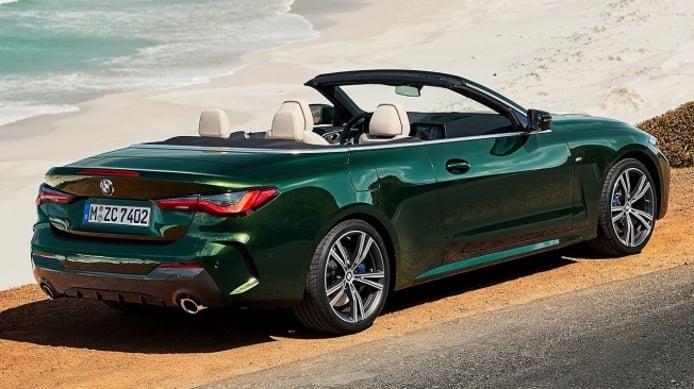 BMW Serie 4 Cabrio 2021 - posterior