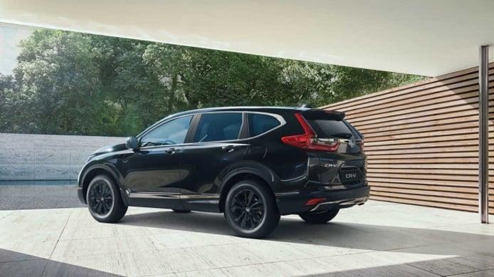 Honda CR-V Hybrid Sport Line - posterior