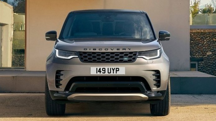 Land Rover Discovery 2021 - frontal