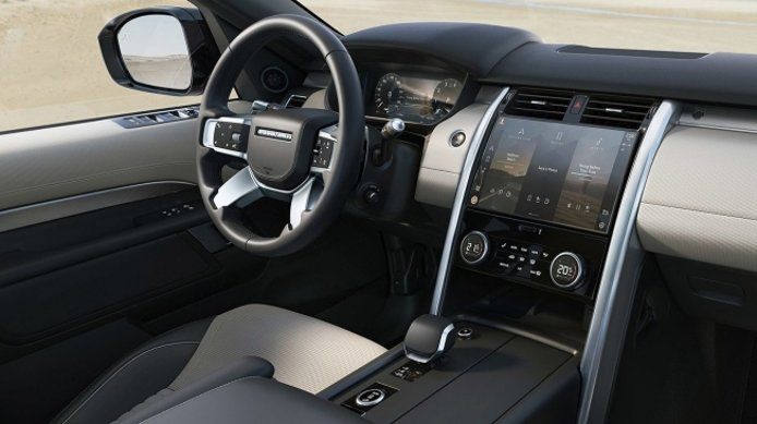 Land Rover Discovery 2021 - interior