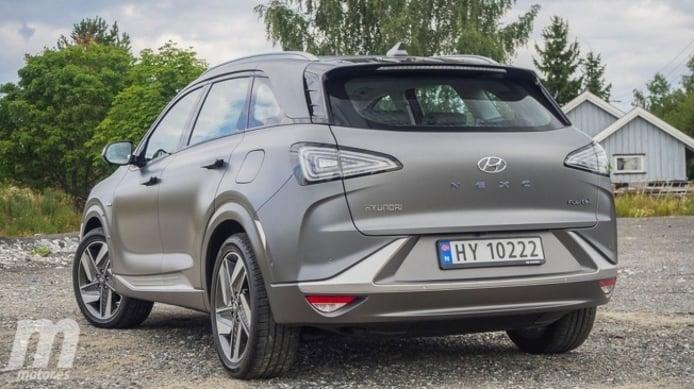 Hyundai Nexo - posterior