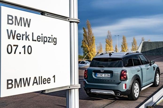 La producción del futuro MINI Countryman 2023, asignada a la planta de BMW en Leipzig